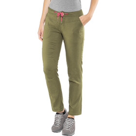 Millet Babilonia Hemp Pants Dame grape leaf